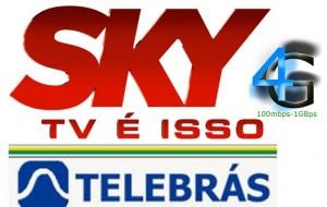 Sky 4g Brasil – preço