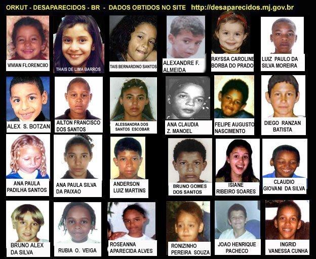 360688 desaparecidos1 Como encontrar pessoas desaparecidas no Brasil