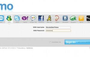 Conecte-se no MSN, Skype, Facebook, Gtalk e vários outros através deste site