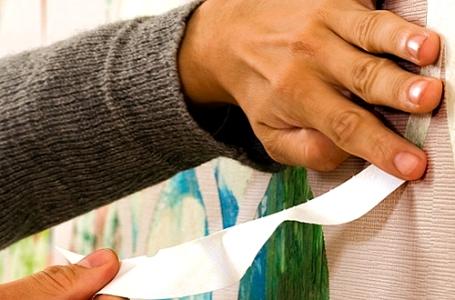 361347 Como decorar paredes com tecidos  Tecidos para decorar paredes: como aplicar
