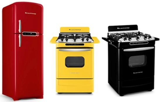 361381 Cozinha em estilo retrô como decorar 1 Cozinha em estilo retrô   como decorar