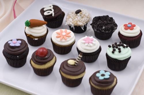 361464 cupcakes  500x332 Receita de cupcake diet