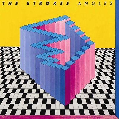 361543 The Strokes Angles bagarai Os álbuns que foram destaque no cenário musical em 2011