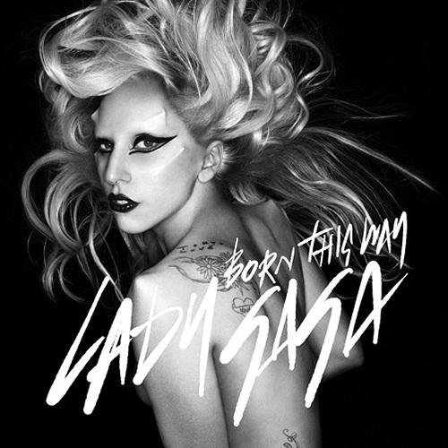 361543 born this way single cover Os álbuns que foram destaque no cenário musical em 2011