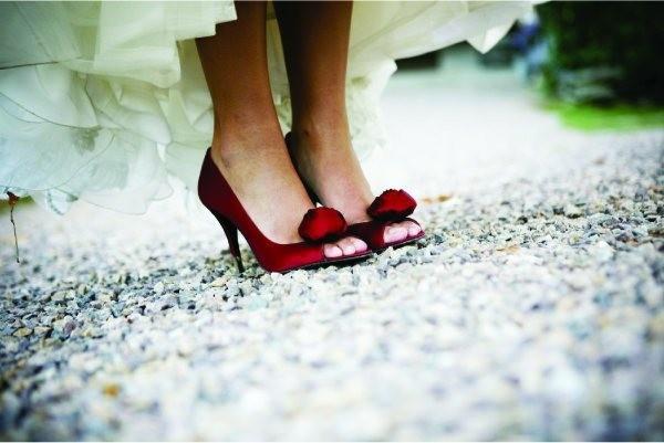 361936 s4 Sapatos coloridos para noivas