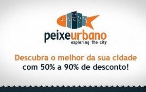 Peixe Urbano vira aplicativo para celular