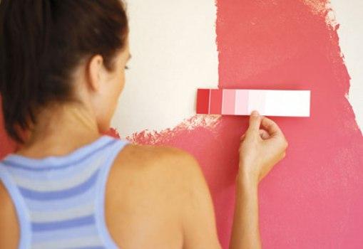 363482 Dicas para fazer pinturas nas paredes 2 Dicas para fazer pinturas nas paredes