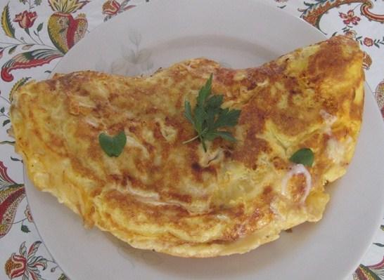 363718 omelete Receitas com sobra do pernil