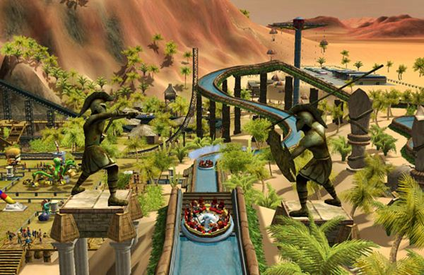 364071 RCTycoonim2 Crie seu próprio parque de diversão com este game