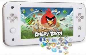 Novo tablet chinês mais parece um videogame