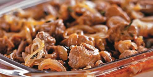 364456 receita pernil pure batata Receita de pernil picado frito