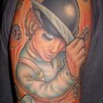 364714 tattoo braco masculina laranja mecanica filme 150x150 150x150 Tatuagens masculinas   fotos