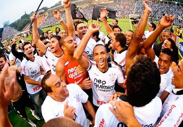 365181 corinthians Corinthians viveu um ano de contrastes em que foi da crise ao penta brasileiro