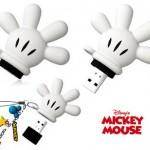 365637 pen rato mickey 150x150 Modelos de pen drive divertidos
