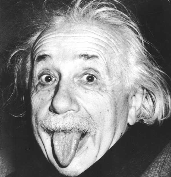 366337 Albert Einstein Teste de QI, como fazer?