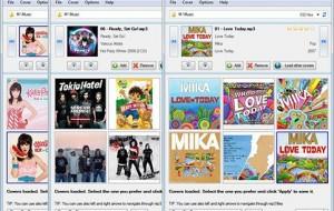 Adicione capas de álbuns aos seus arquivos MP3