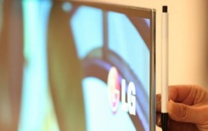 LG anuncia a maior TV de OLED do mundo