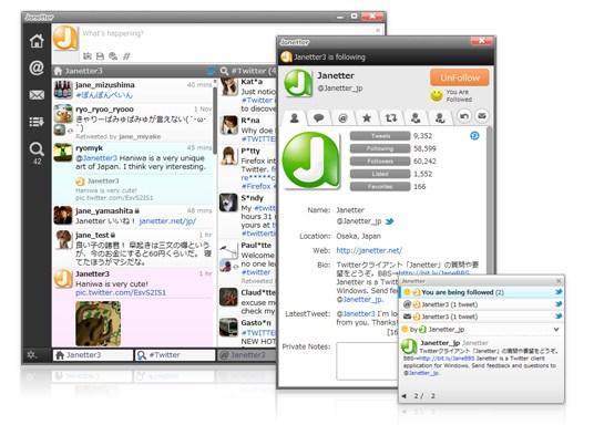 367270 Janetterim1 Acesse o Twitter direto do seu desktop