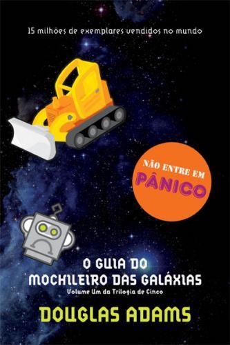 367544 o gua do mochileir das galaxias douglas adams Dicas de livros para jovens