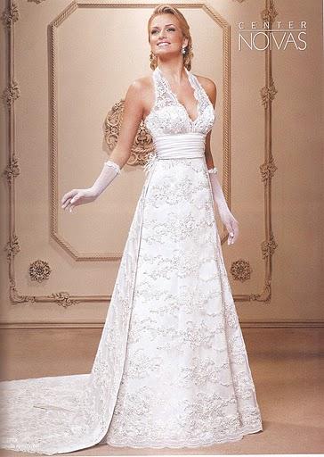 vestidos de noiva   cauda