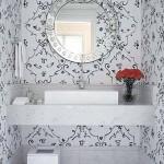 367954 lavabos com papel de parede 4 150x150 Lavabos com papel de parede