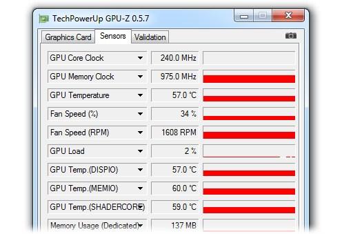 368450 GPU Zim1 Programa informa a você tudo sobre a sua placa de vídeo