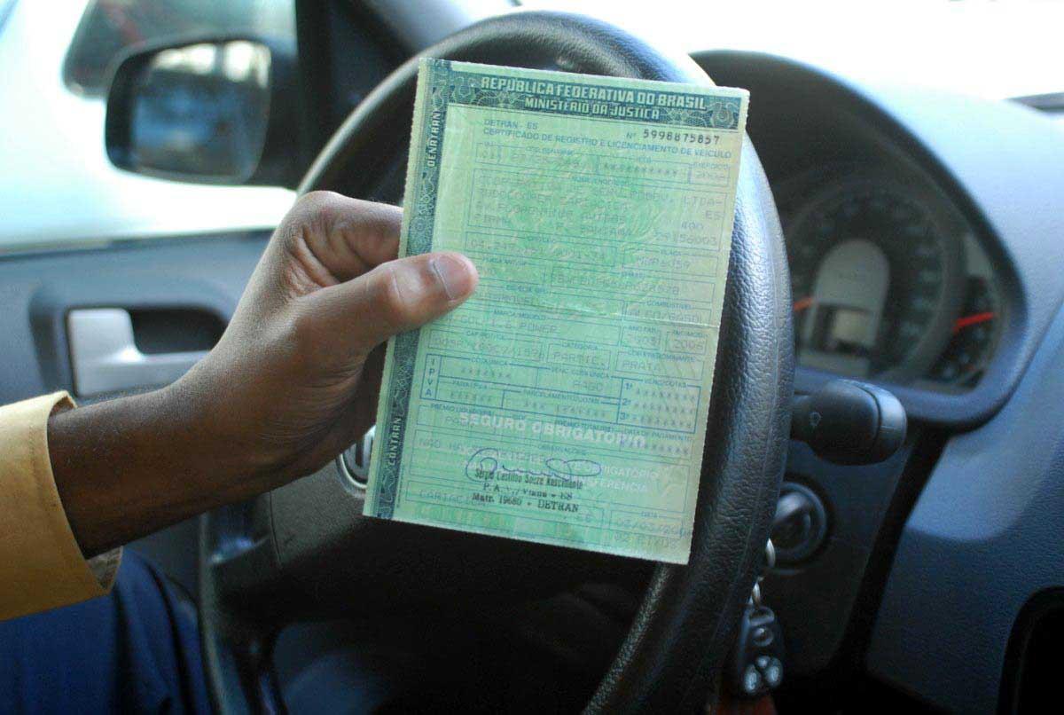 368482 Ciretran Sp Licenciamento Licenciamento de veículos, tabela, datas e placas