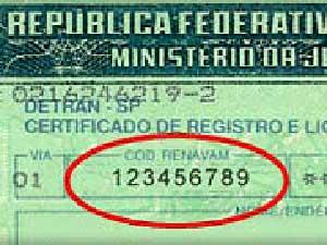 368482 renavam Licenciamento de veículos, tabela, datas e placas