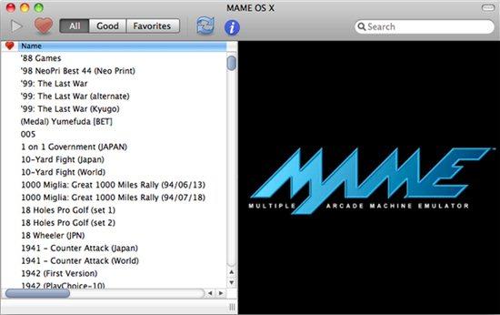 368496 MAMEim1 Baixe um emulador de jogos para fliperama