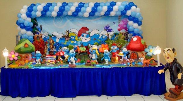 368657 Decoração com isopor para festa infantil 2 Decoração com isopor para festa infantil