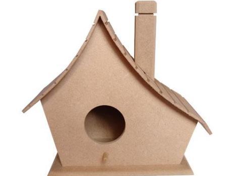 368704 Modelos de casas de passarinho fotos 2 Modelos de casas de passarinho: fotos