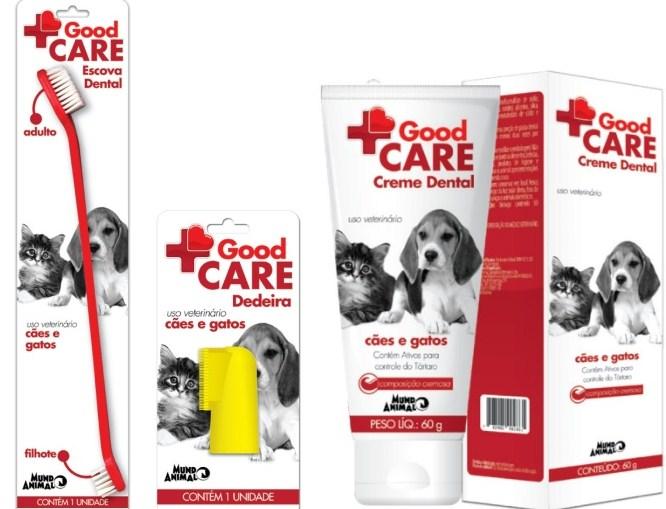 368860 good care TL Produtos que contribuem com a higiene dos pets