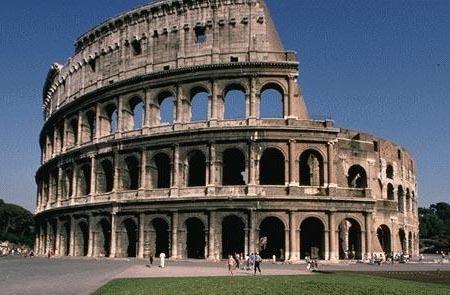 368940 coliseu Os monumentos históricos mais conhecidos do mundo