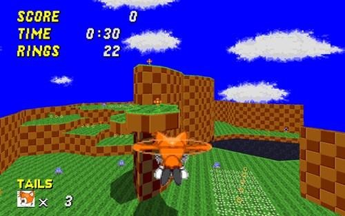 369279 SonicRobob1 Baixe um jogo gratuito do Sonic em 3D