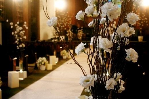 369688 Flores para decorar a igreja 1 Flores para decorar a igreja