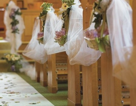 369688 Flores para decorar a igreja 2 Flores para decorar a igreja