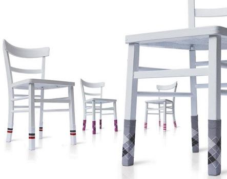 369696 Ideias para customizar os pés dos móveis Ideias para customizar os pés dos móveis