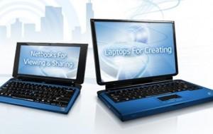 Notebook ou netbook: qual a melhor escolha?