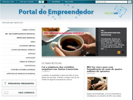 Portal do Empreendedor Sebrae