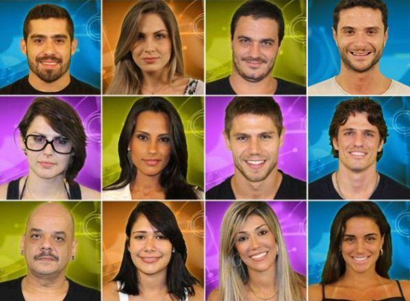 ano chegou e com ele o Big Brother Brasil 12 . Serão 12 participantes ...