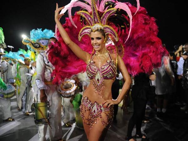 371069 cacau 2 Carnaval 2012: Rainhas de bateria São Paulo