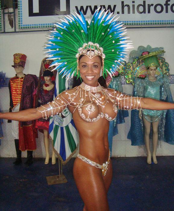 371069 rainha bateria Priscila Carnaval 2012: Rainhas de bateria São Paulo