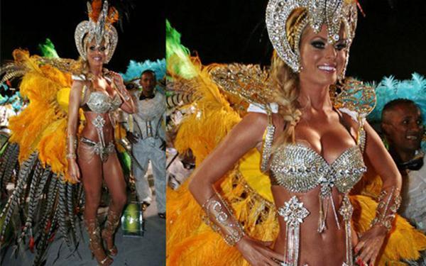 371069 rainha bittencourt Carnaval 2012: Rainhas de bateria São Paulo