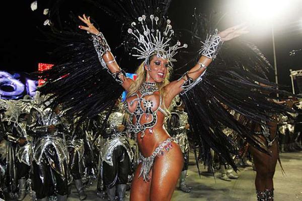 371069 rainha minerato Carnaval 2012: Rainhas de bateria São Paulo