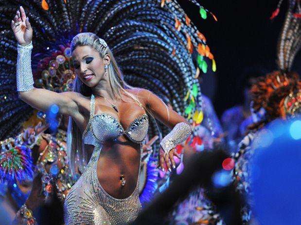 371069 valesca Carnaval 2012: Rainhas de bateria São Paulo