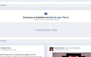 Use o seu Facebook para garantir um novo emprego