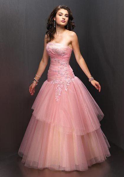 371513 vestido para festa de debutante Vestido para debutantes 2012   sugestões