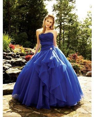 371513 vestidos para debutantes 2012 12 Vestido para debutantes 2012   sugestões