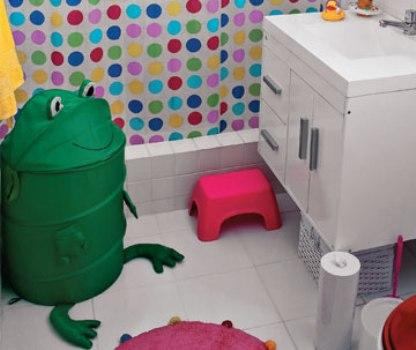 371607 Decoração divertida para banheiro 8 Decoração divertida para banheiro