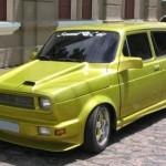 372021 Fiat 147 tunado 150x150 Carros antigos tunados: fotos